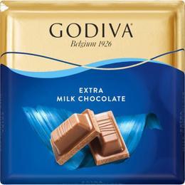 Godiva Bol Sütlü Çikolata Kare 60 gr