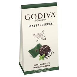 Godiva Masterpieces 115 gr Naneli Bitter Kutu Çikolata