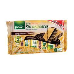 Gullon Şekersiz 210 gr Kakao Kremalı Gofret