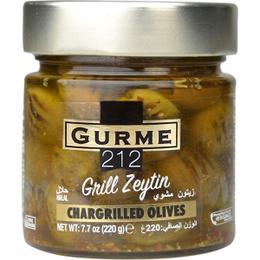 Gurme 212 255 gr Grill Yeşil Zeytin