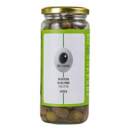 Halhalı Kırma Yeşil Zeytin  500 gr