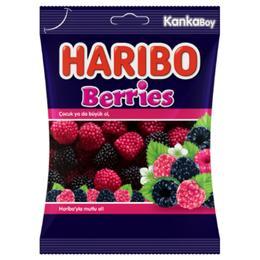 Haribo Berries Şeker 80 gr