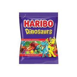 Haribo Dinozor 130 gr Yumuşak Şeker