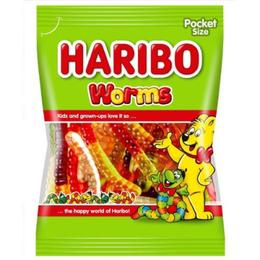 Haribo Worms 100 gr