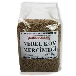Kappadokia 1 kg Yerel Yeşil Köy Mercimeği