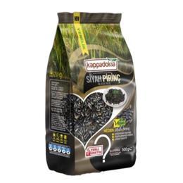 Kappadokia 500 gr Yerli Siyah Pirinç