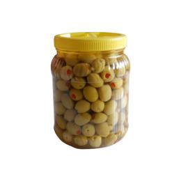 Karabacak Zeytin Yeşil Biberli Zeytin  1 kg