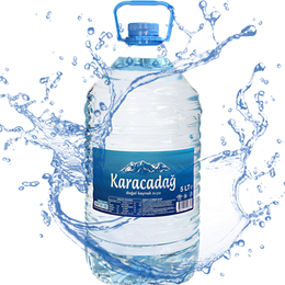 Karacadağ 5 lt Su
