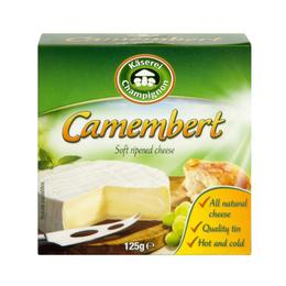 Kaserei Champignon Camembert 125 gr Peynir