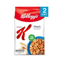 Kellog's 2x420 gr Kahvaltılık Buğday Ve Pirinç Gevreği