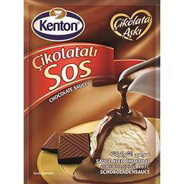 Kenton 128 gr Sos Çikolata Aşki Çikolatali