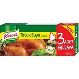Knorr 120 gr Tavuk Suyu Bulyon