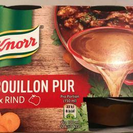 Knorr  Sığır Eti Et Suyu Bulyon 224 gr