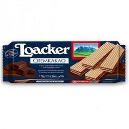 Loacker  Kakao Kremalı Gofret 175 gr