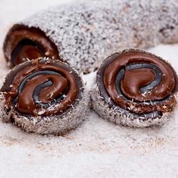 Lokum Atölyesi 500 gr Klasik Türk Kahveli Çikolatalı Lokum