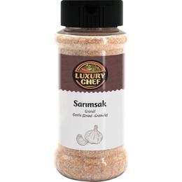 Luxury Chef 120 gr Granül Sarımsak