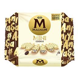 Magnum Mini Cookie 6'lı Paket
