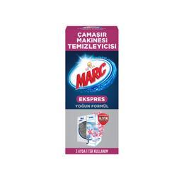 Marc 250 ml Ekspres Çamaşır Makinesi Temizleyici