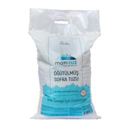 Mayi Tuz 10 kg Öğütülmüş Sofra Tuzu