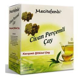 Mecitefendi Civan Perçemli 40'lı Poşet Çay