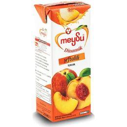 Meysu 200 ml Şeftali Meyve Suyu