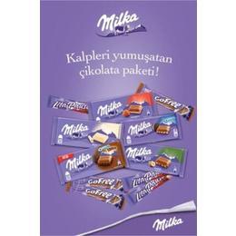 Milka Çikolata Lezzet Aşk Paketi