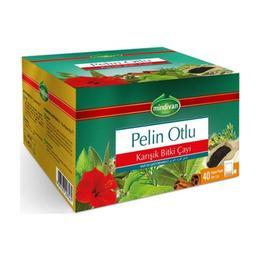 Mindivan 40 Poşet  Pelin Otlu Karışık Bitki Çayı