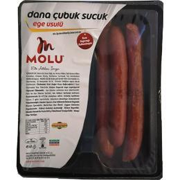 Molu Et 1 kg Ege Dana Sucuk