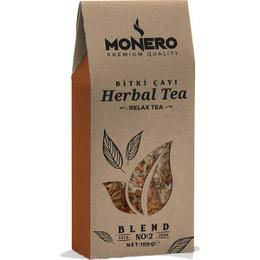 Monero 100 gr Relax Tea Bitki Çayı