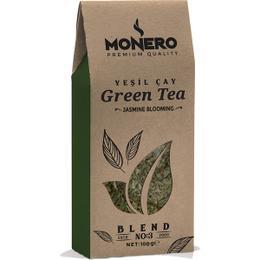 Monero Jasmine Blooming Tea 50 gr Yeşil Çay