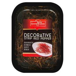 Mushroom & More 25 gr Dekoratif Şerit Kırmızı Biber