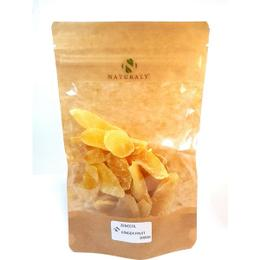 Naturaly 100 gr Şekerli Zencefil Kurusu