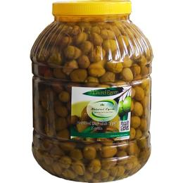 Natürel Egem 3,5 kg Kırma Yeşil Zeytin
