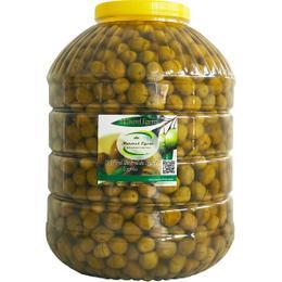 Natürel Egem Çizik Yeşil Zeytin 7 kg