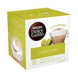 Nescafe Dolce Gusto Cappuccino Premium Arabica With Robusta