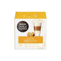 Nescafe Dolce Gusto Latte Macchiato Caramel 16 Kapsül Kahve