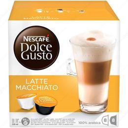 Nescafe Dolce Gusto Latte Macchiato Kapsülü 16'lı Paket