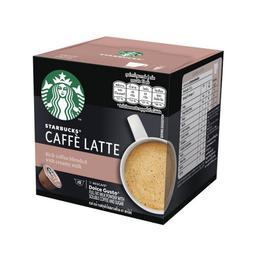 Nescafe Dolce Gusto Starbucks Caffe Latte 12 Kapsül Kahve