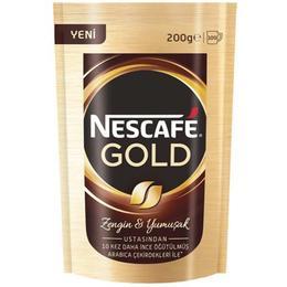 Nescafe Gold 200 gr Poşet Hazır Kahve