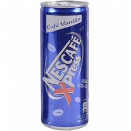 Nescafe Xpress Vanilla 250 ml Vanilyalı Soğuk Kahve