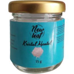 Newleaf 15 gr Kristal Mentol