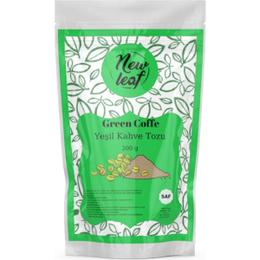 Newleaf 200 gr Yeşil Kahve Tozu
