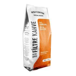 Nish Kahve 250 gr Çekirdek Kahve Filtre Kahve