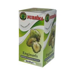 Nursima 420 gr Bitkisel Karışımlı Enginarlı Macun