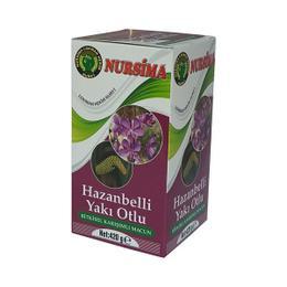 Nursima 420 gr Hazanbelli Yakıotlu Bitkisel Karışımlı Macun