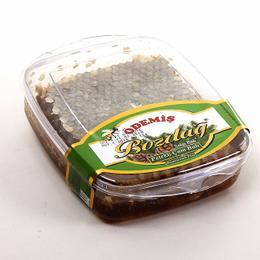 Ödemiş Bozdağ 500 gr Petekli Salgı Çam Balı