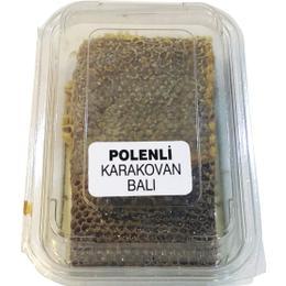 Ödemiş Bozdağ 500 gr Polenli Karakovan Balı