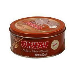 Okyay 840 gr Kakaolu Helva