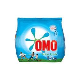 Omo Matik 1.5 kg Activ Fresh Çamaşır Deterjanı