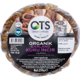 OTS Garland 250 gr Organik Kuru İncir